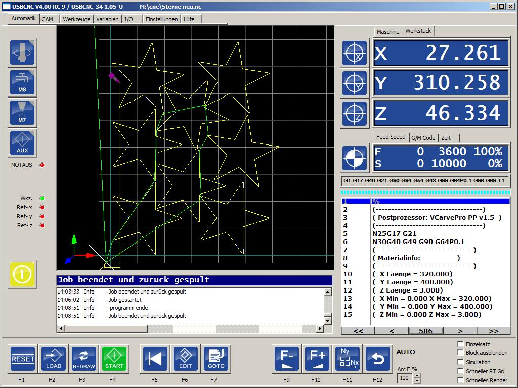 EDING-CNC Controller V5-B