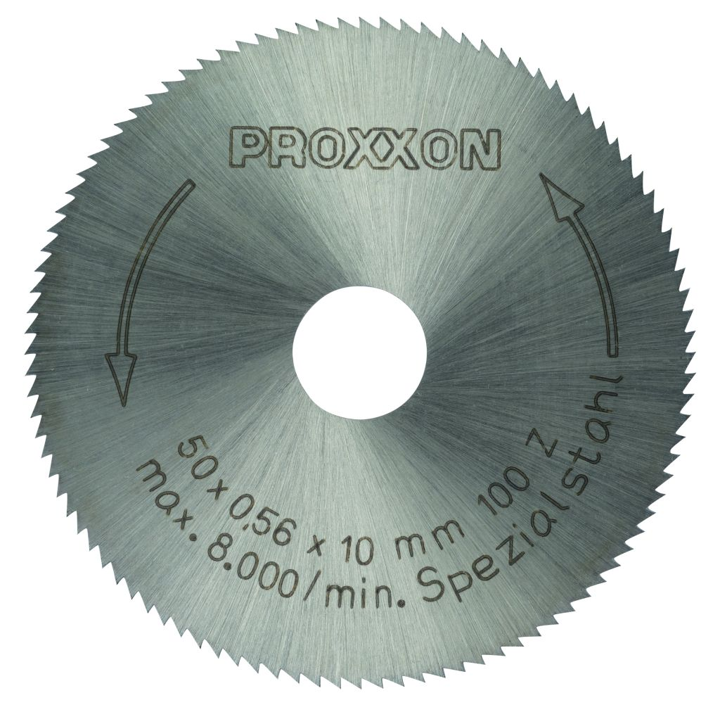 Sorotec - Proxxon Saw blade made of high-alloy special steel