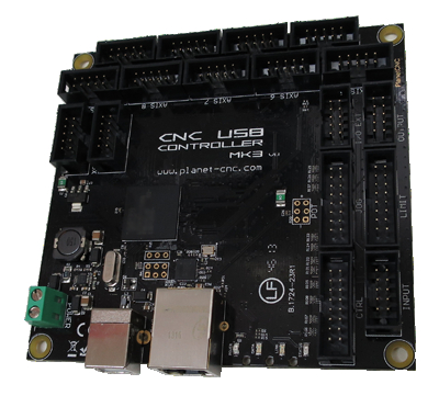 Cnc Usb Controller Mk3 9 Axis Inkl Software License