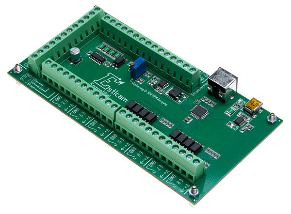 Sorotec - Estlcam socket Nano Adapter